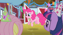 Pinkie Pie 'You girls are the best friends ever' S1E25
