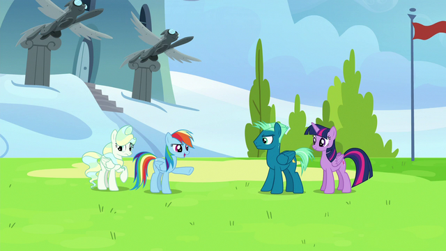 """File:Rainbow """"never trying to steal your spotlight"""" S6E24.png"""