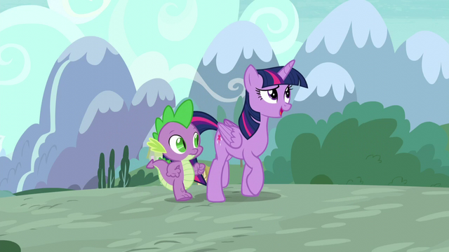 "File:Twilight ""It's not like we missed anything"" S5E22.png"