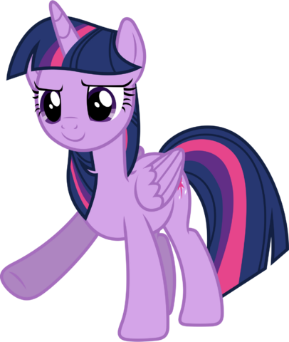 File:FANMADE Determined twilight sparkle by 90sigma.png
