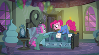 "Pinkie Pie ""by your side the whole time!"" S7E4"