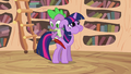 Spike continuing tickling Twilight S2E20.png