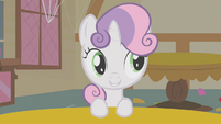 """Sweetie Belle suggests """"the Cutastically Fantastics"""" S01E12"""