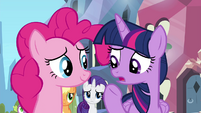 "Twilight ""feeling a little unsure"" S4E25"