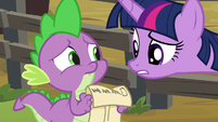 "Twilight confused ""really?"" S6E10"