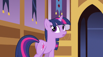 Twilight turns around S3E1