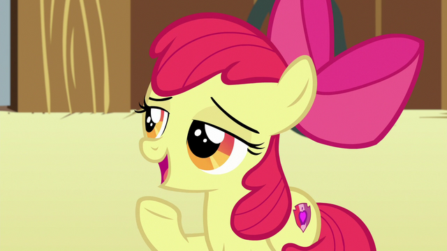 """File:Apple Bloom """"the most important thing I learned"""" S6E23.png"""