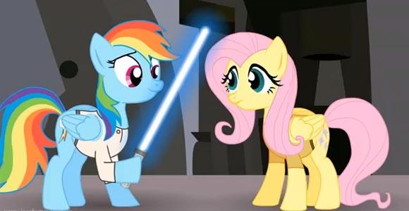 File:FANMADE Star Wars ponies.jpg