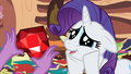 Rarity dazed cuteness S2E10.png
