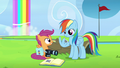 """Scootaloo """"learns the error of her ways"""" S7E7.png"""