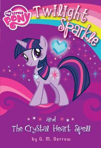 Twilight Sparkle and the Crystal Heart Spell cover.jpg