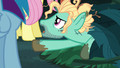 "Zephyr ""helped save Equestria, like, a dozen times"" S6E11.png"
