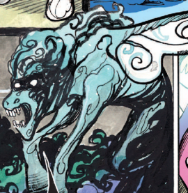Comic issue 36 Rabia