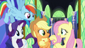 """Fluttershy """"fostering friendships is what ponies do"""" S7E11.png"""
