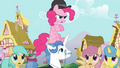 Pinkie Pie clone and Fancypants S3E3.png