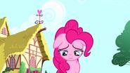 Pinkie Pie looking sad S4E12