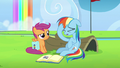 Rainbow Dash filled with regret S7E7.png