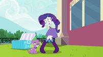 """Rarity """"how did you know?!"""" EGS1"""