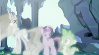 "Spike ""cool spell"" S7E1"