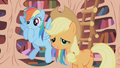 """AJ and Rainbow """"you don't have to do that"""" S1E03.png"""