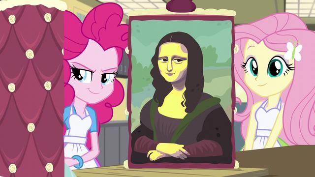File:Pinkie Pie's Mona Lisa cake filling EG3.png