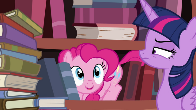 File:Twilight annoyed at Pinkie S4E09.png