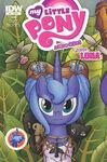 MLPMicroSeriesLuna Larry's Comics Cover