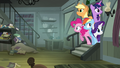 Other ponies peeking into Daring's house S4E04.png