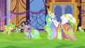 Princess Celestia's magic is ineffective S5E7.png