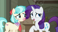 "Rarity ""we have just a tad more to do"" S6E9"