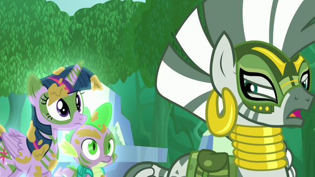 "File:Zecora ""I'm sure you can"" S5E26.png"