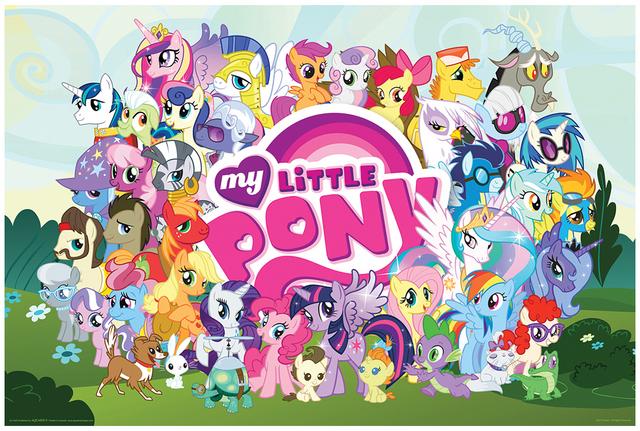 File:Aquarius My Little Pony Cast poster.png