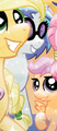 Comic issue 4 Crystal Pony DJ Pon-3.png