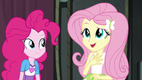 "Fluttershy ""even I feel like we can win!"" EG3"