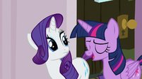 "Twilight Sparkle ""it's not that kind of retreat"" S7E2"