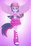 Twilight Sparkle anthro ID EG