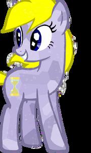 FANMADE Timey Marey OC Crystal Pony