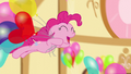 Pinkie jumps into pile of balloons S5E3.png