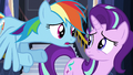 "Rainbow Dash ""set up somewhere else"" S6E21.png"