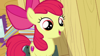 "Apple Bloom ""you are good"" S7E6"