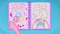Baby Flurry Heart's Heartfelt Scrapbook page four BFHHS4.png
