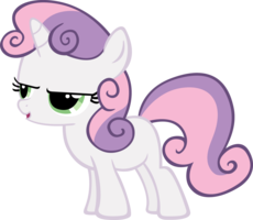 File:FANMADE Sweetie Belle v2 by MoongazePonies.png