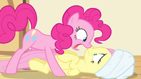 Pinkie Pie 'your own personal worst nightmare!' S4E14