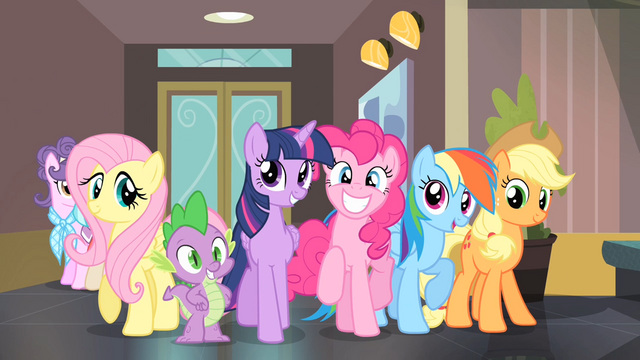 File:Rarity's friends coming back for Rarity S4E08.png