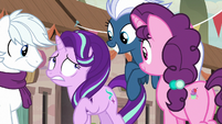 Starlight Glimmer starting to feel pressured S6E25