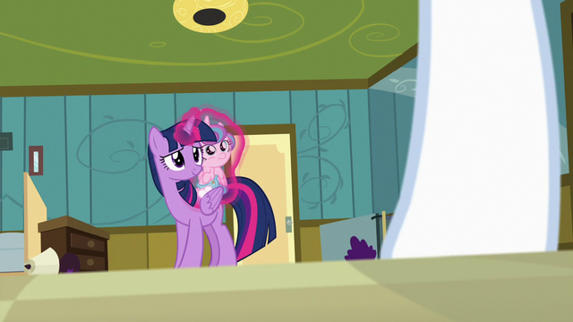 File:Twilight and Flurry looking at Nurse Redheart S7E3.png