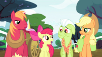 "Apple Bloom ""Do you think I could be a high diver?"" S4E20"
