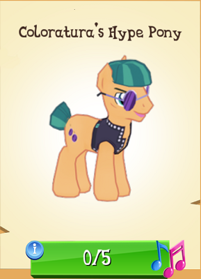 File:Coloratura's Hype Pony MLP Gameloft.png