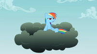 Rainbow Dash about me S2E8