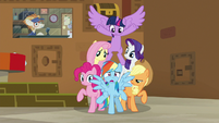 Rainbow worried about beating the record S7E2